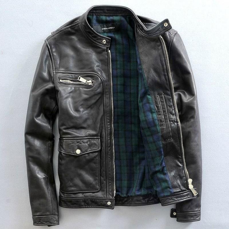 Кожаные Куртки Dsquared Купить