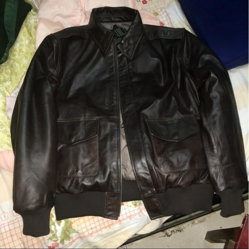 Купить Куртку Кожаную Пилот А2